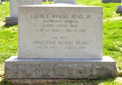 Ernestine Eaton <i>Renzel</i> Read