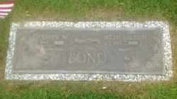 Ruth Eileen <i>Kendig</i> Bond