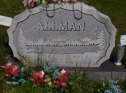 Gladys <i>Hendershot</i> Allman