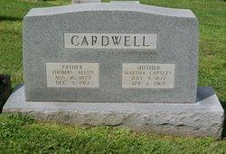 Thomas Allen Cardwell, Sr