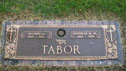 Nicholas M Tabor, Jr