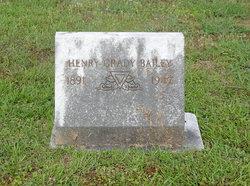 Henry Grady Bailey