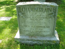 Cecil Hamilton Chamberlain