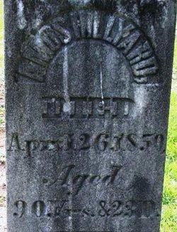 Amos Hillyard