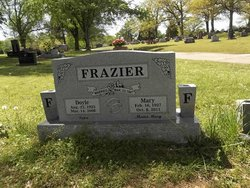 Mary Ruth <i>Gault</i> Frazier