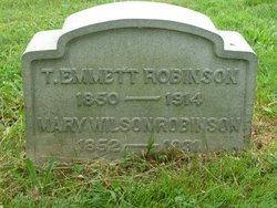 T. Emmett Robinson