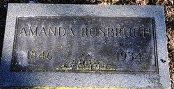 Amanda Rosbrugh