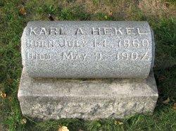 Karl August Hekel