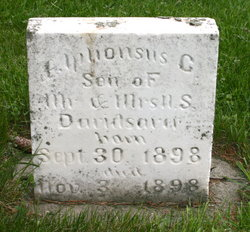 Alphonsus C. Davidsaver