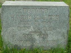 Jacob Z Webb