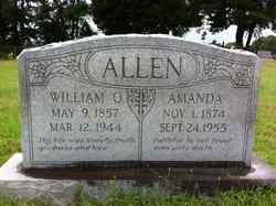Amanda Jane <i>Flowers</i> Allen