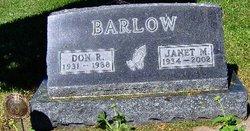 Don R Barlow