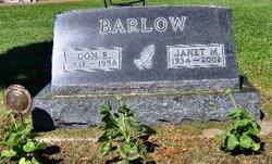 Janet M Barlow