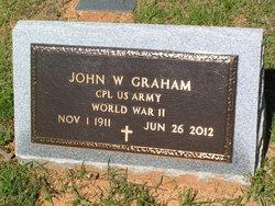 Corp John Ward Graham
