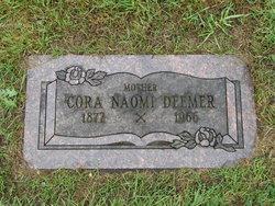 Cora Naomi <i>Ziegler</i> Deemer