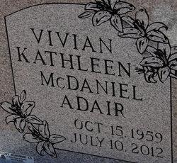 Vivian Kathleen <i>McDaniel</i> Adair