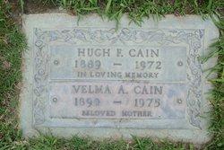Hugh Franklin Cain