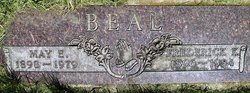 May Evelyn <i>Hayes</i> Beal