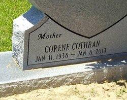 Corene Cothran