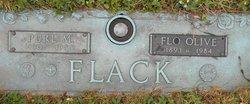 Florence Olive Flo <i>Clover</i> Flack