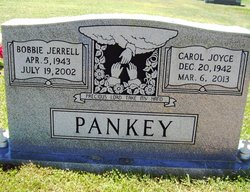 Carol Joyce <i>Gipson</i> Pankey