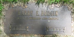 Harry E. Burgin