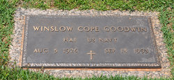 Dr Winslow Copely Goodwin, Jr