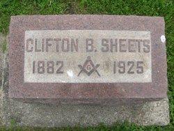 Clifton Bernard Sheets
