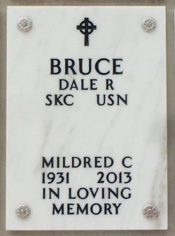 Mildred C Bruce