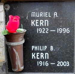 Muriel A <i>Everts</i> Kern