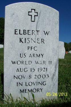 Elbert William Kisner