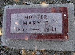 Mary E <i>Newman</i> Craven