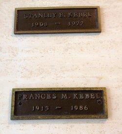 Frances Margaret Kebel