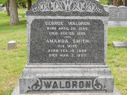 Amanda <i>Smith</i> Waldron
