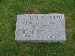 Lemuel Pride