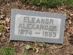 Eleanor Alexander