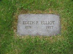 Edith Gertrude <i>Pride</i> Elliot