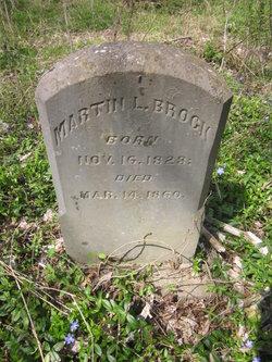 Martin L Brock