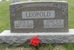 Lena <i>Foth</i> Leopold