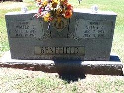 Walter E. Benefield