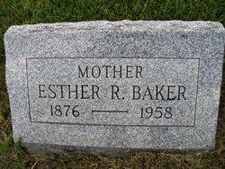 Esther R Baker
