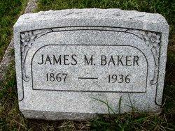 James M Baker