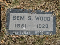 Evelyn Jockabeana <i>Christensen</i> Wood