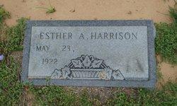 Esther <i>Askew</i> Harrison