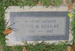 Effie Mae <i>Jeffries</i> Aguilar