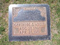 Gertrude S. Abell