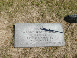 Welby Ray Moore, Sr
