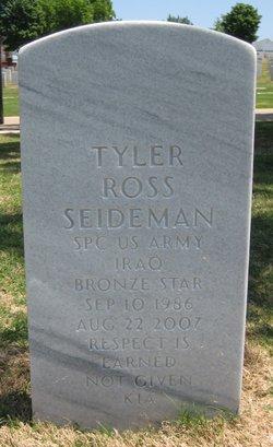 Spec Tyler Ross Seideman