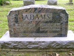 Mary Jane <i>Mosley</i> Adams