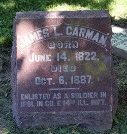 James L Carman